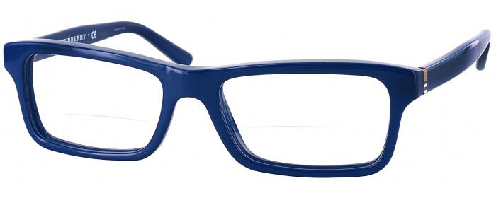e3fafdae370 Blue Burberry 2187 Bifocal - ReadingGlasses.com