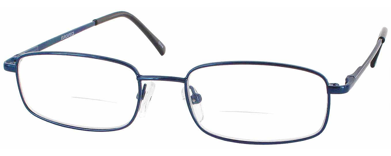 Eyeglass Frames For Narrow Bridge : Eurospec 43 Bifocal ReadingGlasses.com - ReadingGlasses.com