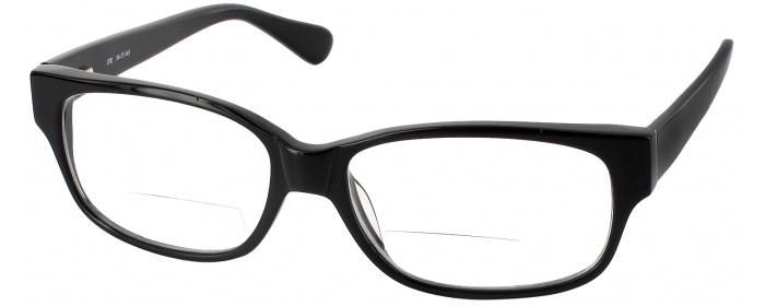9556424c29 Black JFK Bifocal - ReadingGlasses.com