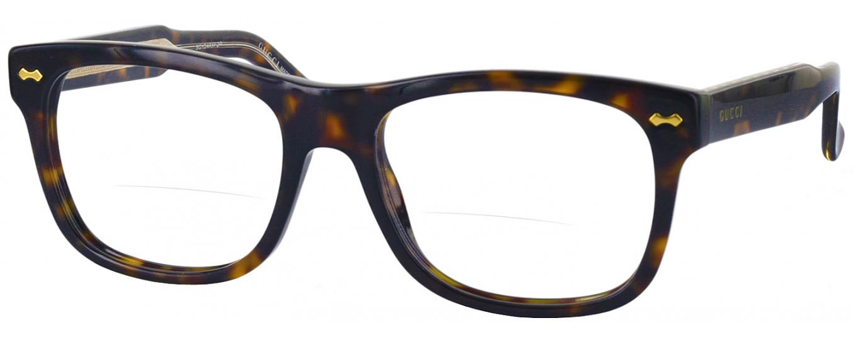 gucci 1135 xl bifocal readingglasses