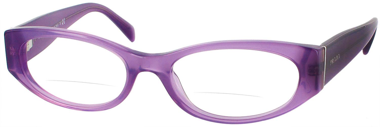 Prada 03PV Bifocal - ReadingGlasses.com