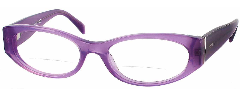 Prada Reading Glasses Frame : Prada 03PV Bifocal - ReadingGlasses.com