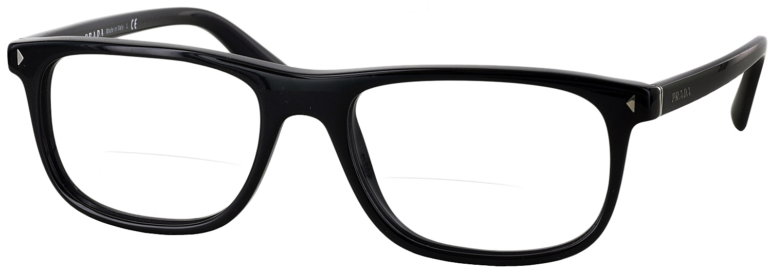 Prada 03RVF Bifocal - ReadingGlasses.com