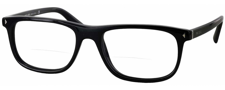 Prada Reading Glasses Frame : Prada 03RVF Bifocal - ReadingGlasses.com