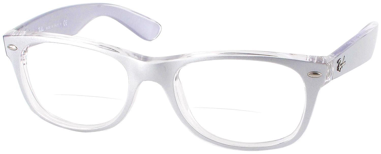 b842477345 Ray Ban Aviator Clear Glasses