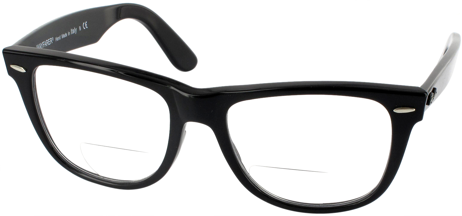 Ray Ban Reading Glasses Frame : Ray-Ban 2140 Bifocal - ReadingGlasses.com
