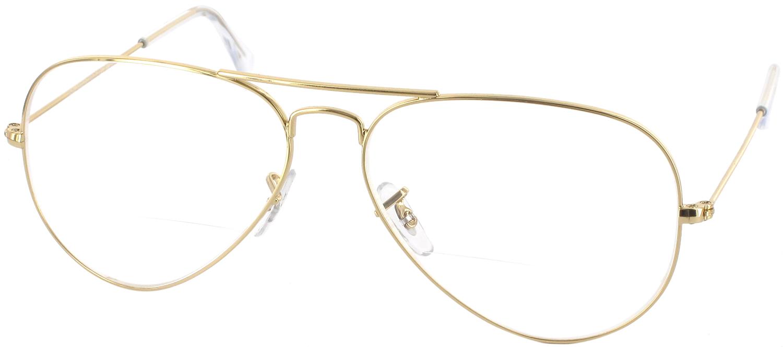 ray ban aviator eyeglasses  Fashionable Aviator Frames- ReadingGlasses.com