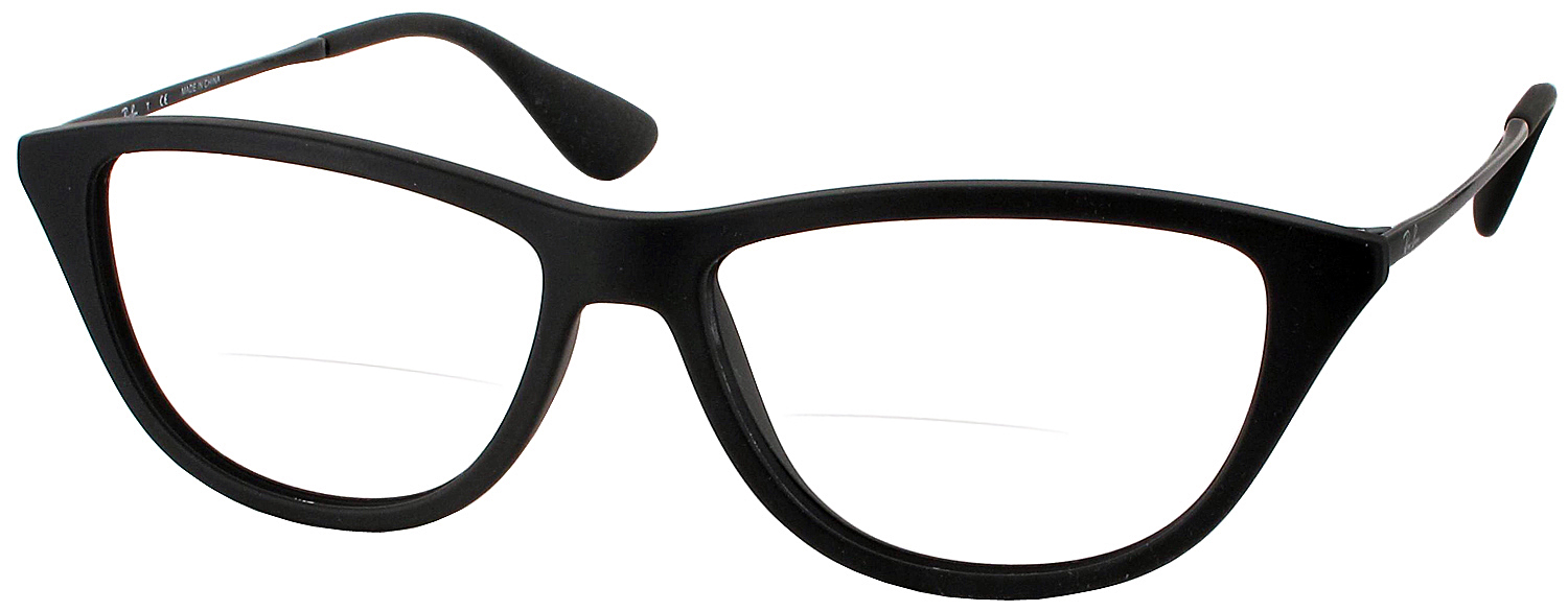 Ray Ban Reading Glasses Frame : Ray-Ban 7042L Bifocal - ReadingGlasses.com