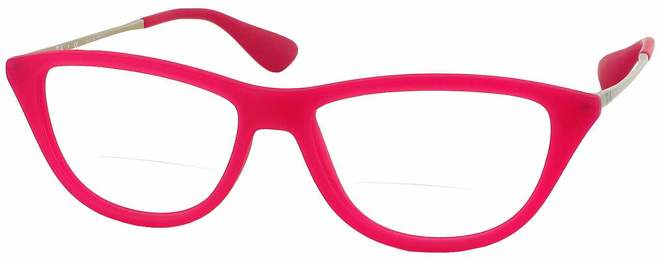 Ray Ban Reading Glasses Frame : Ray-Ban 7042 Bifocal - ReadingGlasses.com