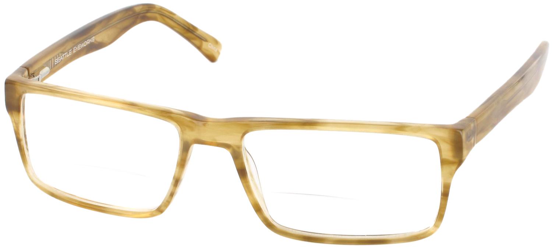 Seattle Eyeworks 927 Bifocal - ReadingGlasses.com