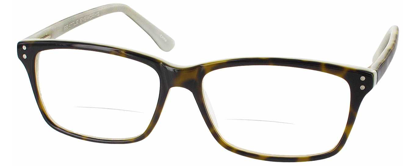 Seattle Eyeworks 937 Bifocals - ReadingGlasses.com