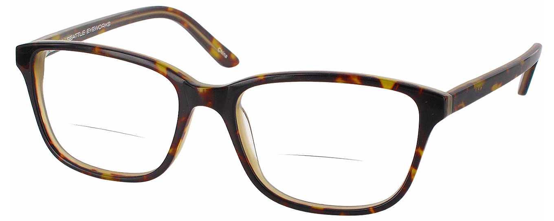 Seattle Eyeworks 938 Bifocal - ReadingGlasses.com