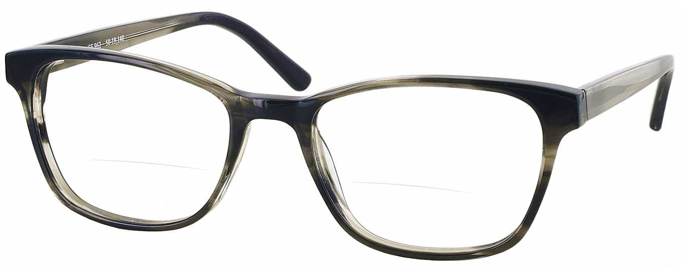 Seattle Eyeworks 962 Bifocal - ReadingGlasses.com