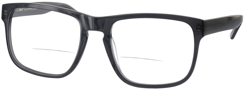 seattle eyeworks 965 xl bifocal readingglasses