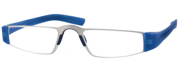 Blue/Gunmetal Porsche 8801 Reading Glasses by Porsche Design at ...