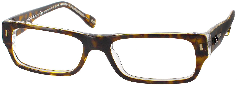 Narrow Frame Reading Glasses : D&G DD 1204 Single Vision Full Frame - ReadingGlasses.com