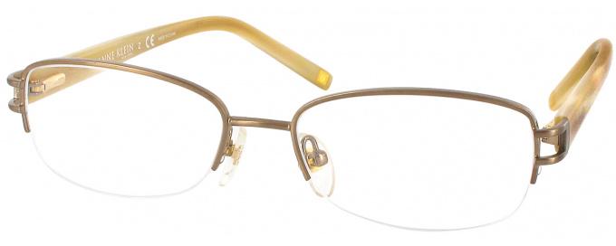 Anne Klein 9091 Single Vision Full Frame - ReadingGlasses.com