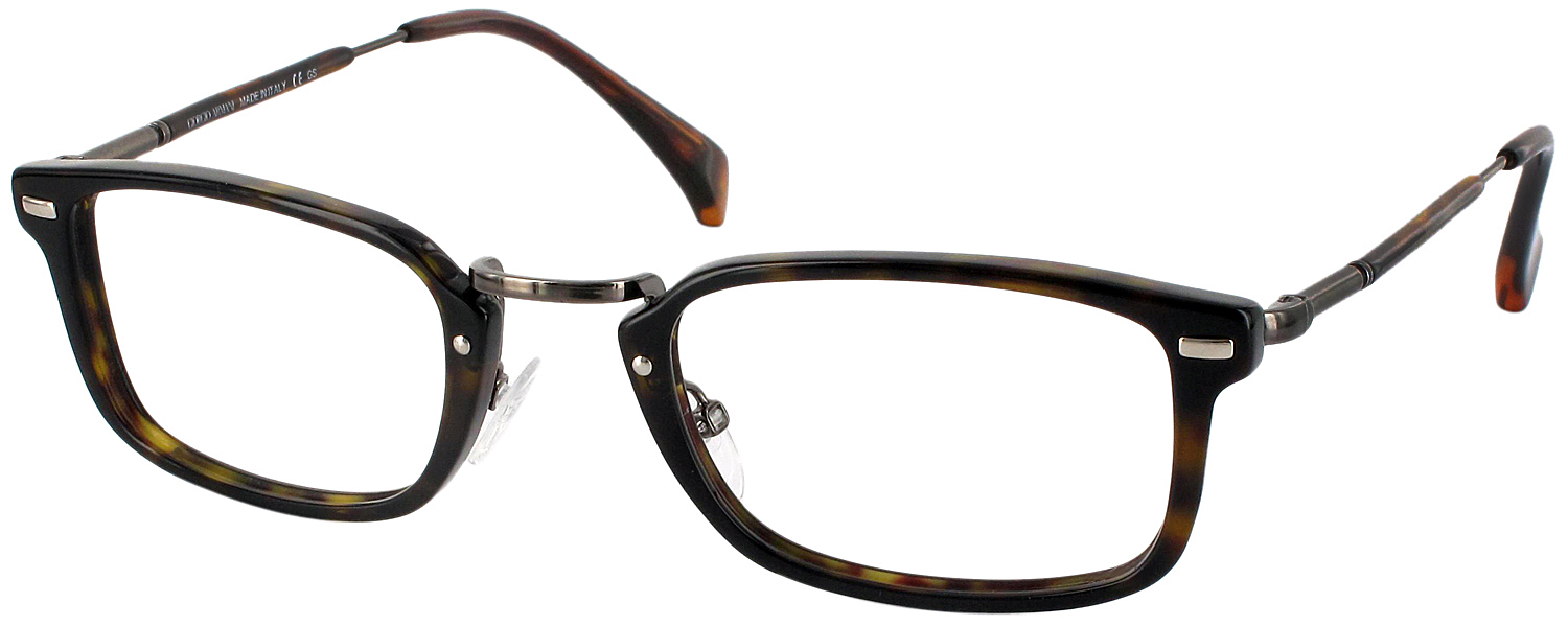 Armani Reading Glasses Frames : Giorgio Armani 899 ReadingGlasses.com - ReadingGlasses.com