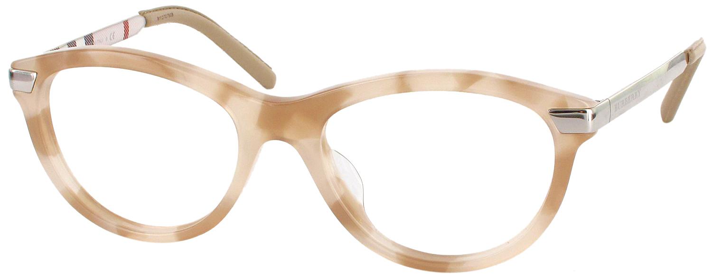 Burberry Reading Glasses Frames : Burberry 2161QF Single Vision Full Frame - ReadingGlasses.com