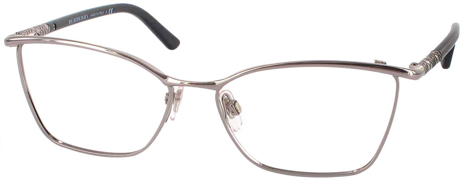 Burberry 1209 Single Vision Full Frame - ReadingGlasses.com