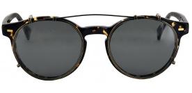 764a76b2d7b Design By Circa Spectacles. Newbury Street with Grey Clip  125. Progressive  No Line Bifocal. Grey. Compare