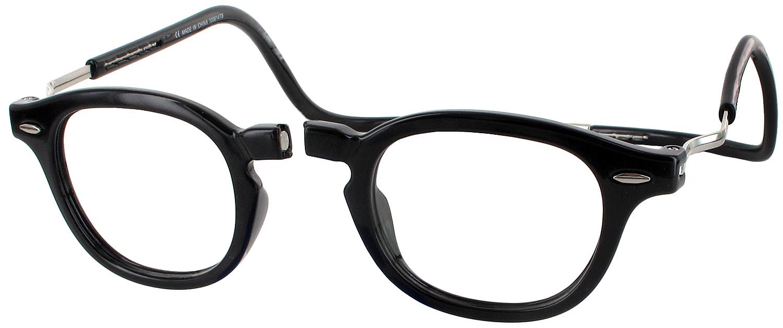clic vintage single vision frame readingglasses