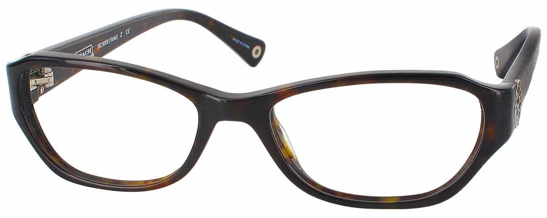 Coach Petite Eyeglass Frames : Coach HC 6009 Petite Single Vision Full Frame ...