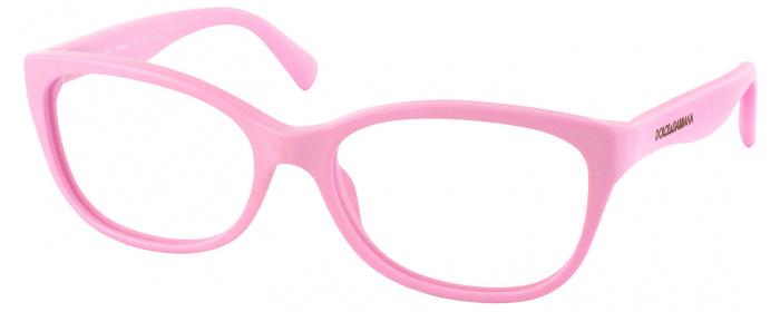 d4f627a0a5d Matte Pink Dolce Gabbana 3136 Single Vision Full Frame ...