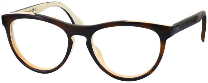 8036d6c3a9 Havana Cream Fendi 0123 Computer Style Progressive - ReadingGlasses.com