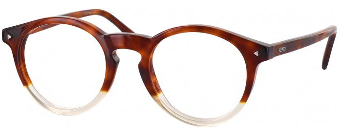 41d1a5d4f0e Fendi 0236 Single Vision Full Frame