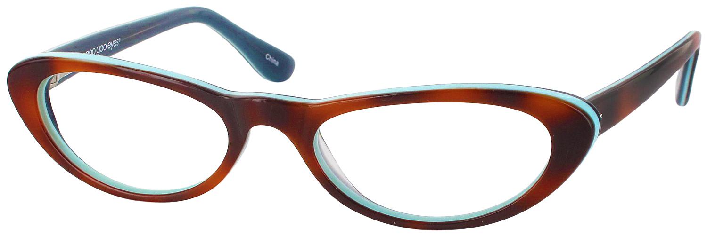 Goo Goo Eyes 828 Single Vision Full Frame Readingglasses Com