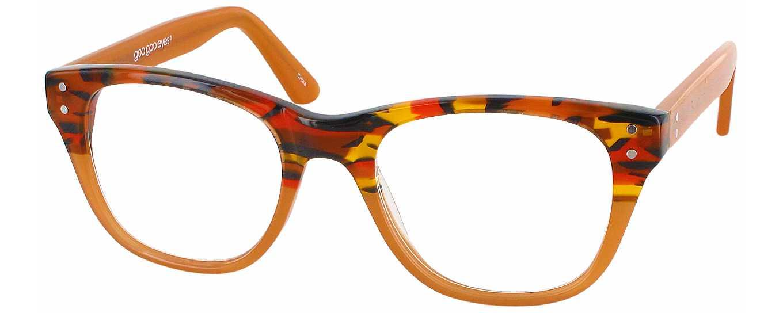 Goo Goo Eyes 843 Single Vision Full Frame - ReadingGlasses.com