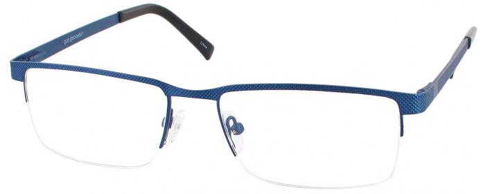 Man Of Steel Blue Goo Goo Eyes 846 Single Vision Full Frame ...