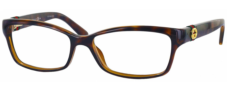 Gucci Full Frame Glasses : GUCCI 3647 Single Vision Full Frame - ReadingGlasses.com