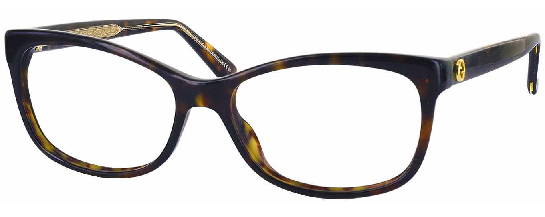 Gucci Full Frame Glasses : GUCCI 3822 Single Vision Full Frame - ReadingGlasses.com