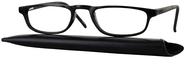 1.50 Blue Bifocal Wayfarer Reading Glasses Spring Hinges Black Blue /& Purple Frames 274