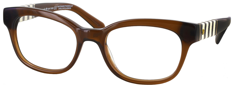 Kate Spade Andra Progressive No Line Bifocal - ReadingGlasses.com