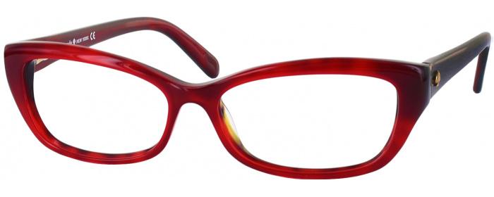 Red Havana Kate Spade Catalina Single Vision Full Frame ...