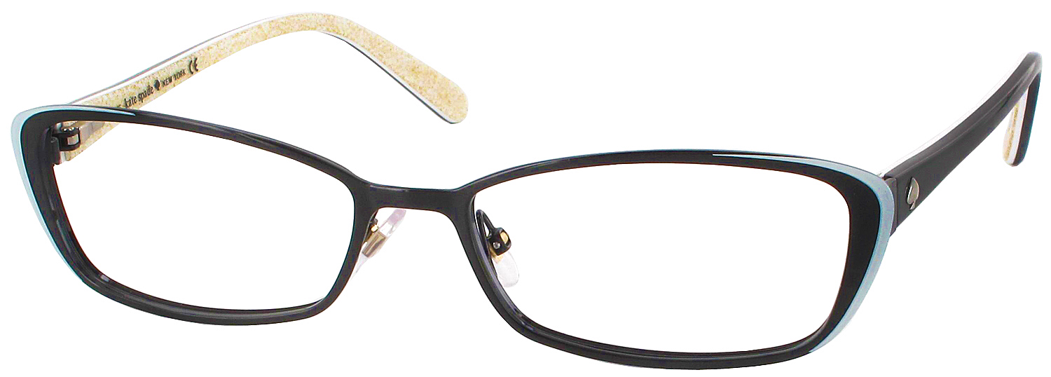 Reading Glasses No Frame : Kate Spade Lidia Progressive No Line Bifocal ...