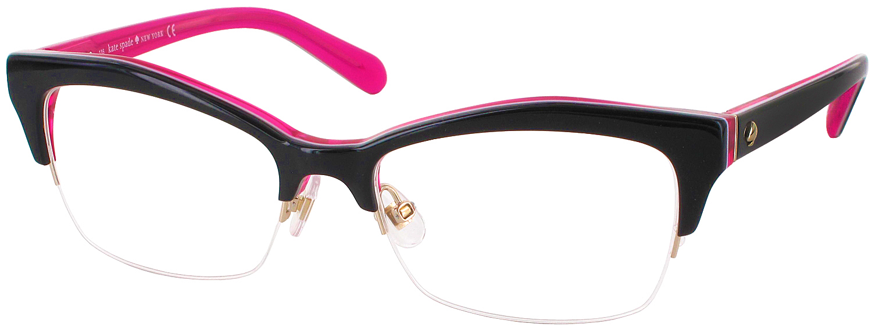 Kate Spade Lyssa Single Vision Full Frame - ReadingGlasses.com