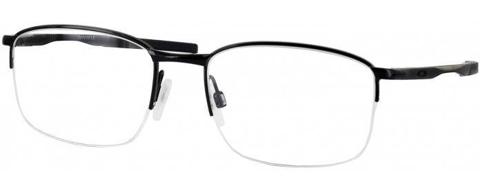 e78b1265eb Polished Black Oakley OX 3202 Progressive No Line Bifocal ...