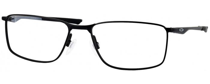 941f899d153be Satin Black Oakley OX 3217 Single Vision Full Frame - ReadingGlasses.com