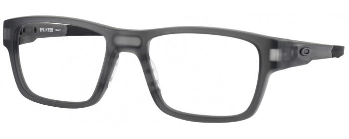 e296f3e41e Satin Grey Oakley OX 8077 Single Vision Full Frame - ReadingGlasses.com