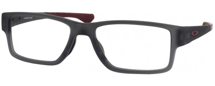 473d66878d Satin Grey Smoke Oakley OX 8121 Single Vision Full Frame ...