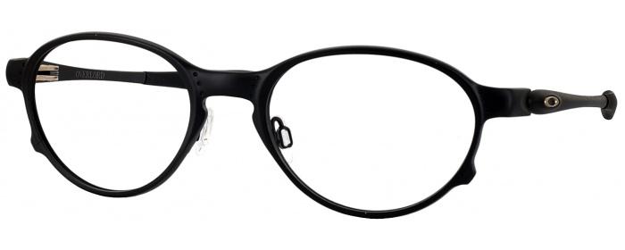 fd698be79a Satin Black Oakley OX 5067 Titanium Single Vision Full Frame ...