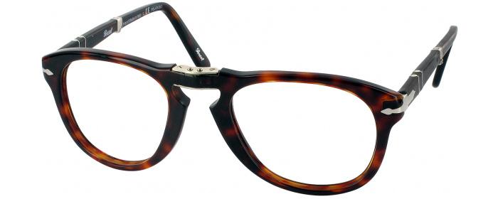 bcfeb6666838a Black Persol 0714 Progressive No Line Bifocal - ReadingGlasses.com