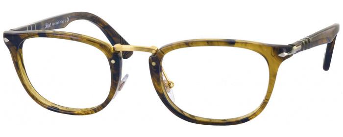 Persol 3126V Single Vision Full Frame - ReadingGlasses.com