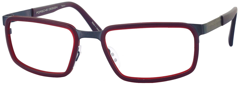 Porsche 8221 Single Vision Full Frame - ReadingGlasses.com