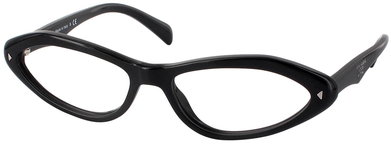 Prada Reading Glasses Frame : Prada 080V Progressive No Line Bifocal - ReadingGlasses.com