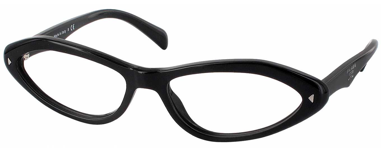 Prada Reading Glasses Frame : Prada 080V Single Vision Full Frame - ReadingGlasses.com